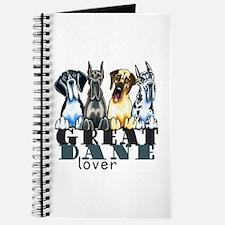 Great Dane Lover Journal