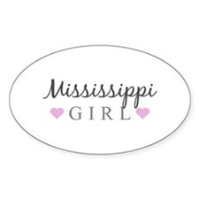 Mississippi Girl Decal