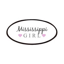 Mississippi Girl Patches