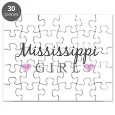 Mississippi Girl Puzzle