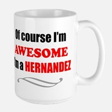 Hernandez Awesome Family Mugs