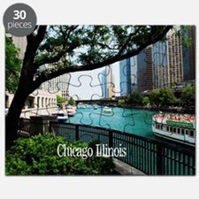 Chicago River Puzzle