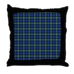 Tartan - Argyll dist. Throw Pillow