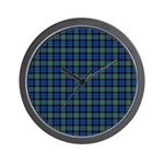 Tartan - Argyll dist. Wall Clock