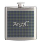 Tartan - Argyll dist. Flask