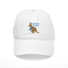 Arthritis Support kangaroo Baseball Cap