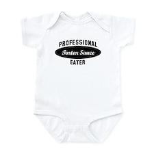Pro Tartar Sauce eater Infant Bodysuit