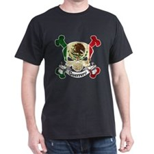 Guerrero Skull T-Shirt
