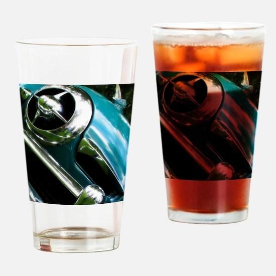 Studebaker Commander Drinking Glass
