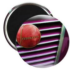 Studebaker Red Ball Magnets
