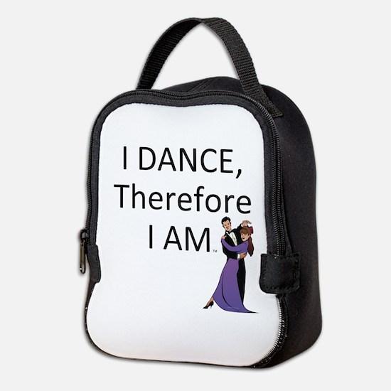 I Dance Neoprene Lunch Bag