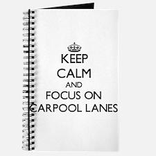 Unique Carpool Journal
