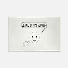 Blame It On Gluten Magnets