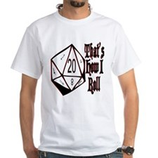 HowIRoll T-Shirt