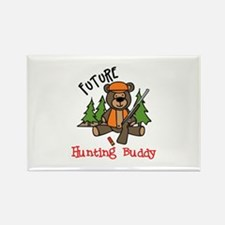 Hunting Buddy Magnets