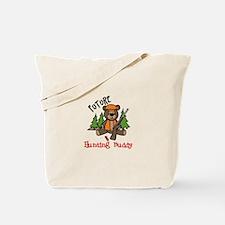 Hunting Buddy Tote Bag