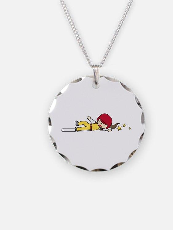 Softball Slide Necklace