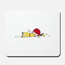 Softball Slide Mousepad