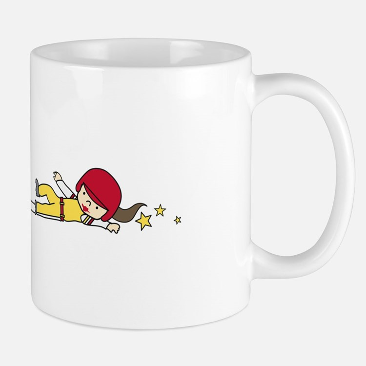 Softball Slide Mugs