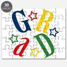 Unique Graduation designs Puzzle