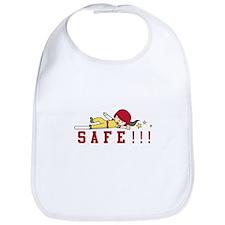 Safe!!! Bib