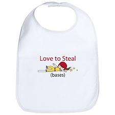 Love to Steal Bib