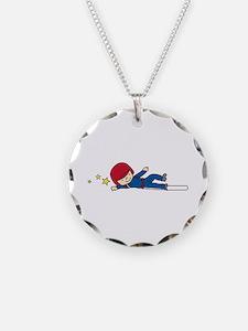 Little League Slide Necklace