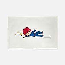 Little League Slide Magnets
