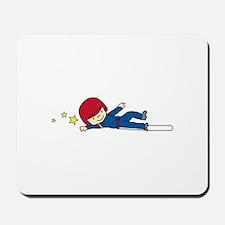 Little League Slide Mousepad