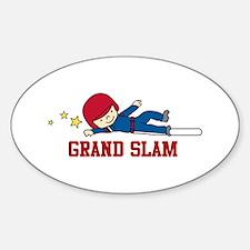 Grand Slam Decal