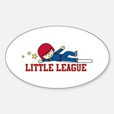 Little League Decal