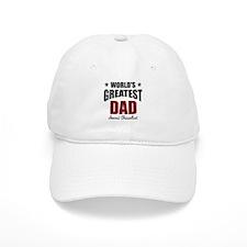 Greatest Dad Semi-Finalist Baseball Cap