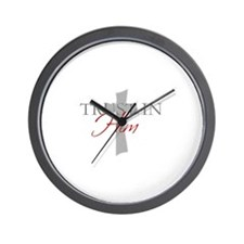 Cool Trust jesus Wall Clock