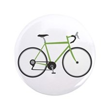 "Ten Speed Bike 3.5"" Button (100 pack)"