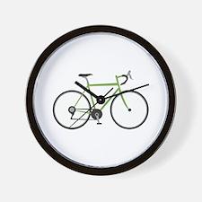 Ten Speed Bike Wall Clock
