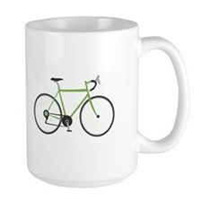 Ten Speed Bike Mugs