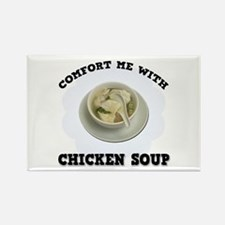 Comfort Chicken Soup Rectangle Magnet
