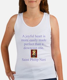 A Joyful Heart Women's Tank Top