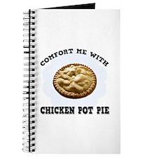 Comfort Chicken Pot Pie Journal