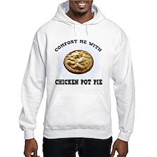 Comfort Chicken Pot Pie Hoodie