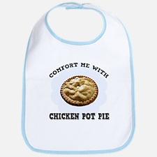 Comfort Chicken Pot Pie Bib