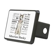 Cute Husky Hitch Cover