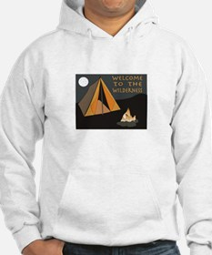 Welcome To The Wilderness Hoodie