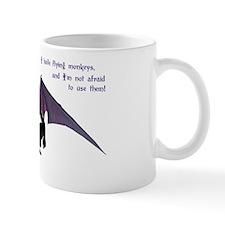 Flying Monkey Quote Mug