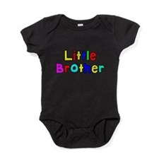 Little Big Sister Brother Baby Bodysuit