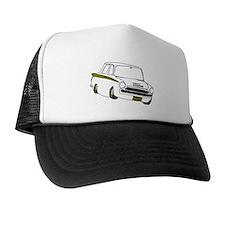 Cool Lotus Trucker Hat