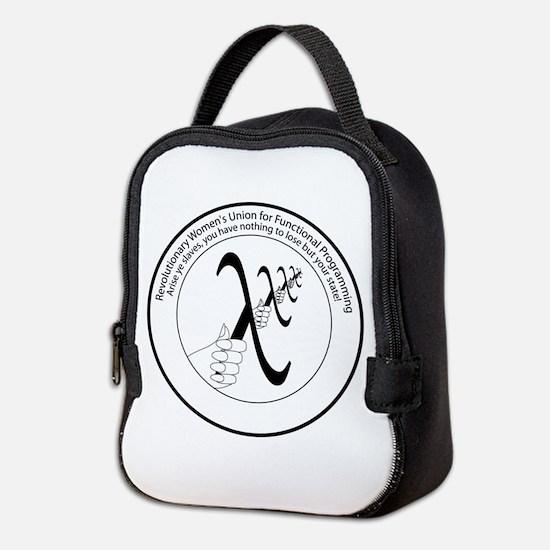 RWUFP Neoprene Lunch Bag