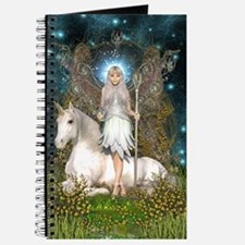 Crystal Fairy and Unicorn Journal