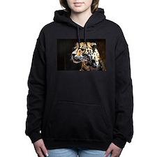 Spots and Shadow Women's Hooded Sweatshirt