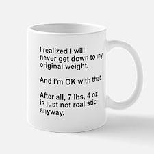 Original Weight Mug